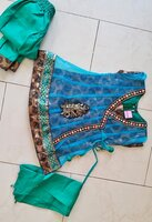 Used Indian Baby Dress size 18 (3-6 month) in Dubai, UAE