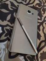 Used Samsung Galaxy note 5 32 GB minor shade in Dubai, UAE