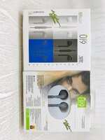 Used Ear phone with wire 2 pcs in Dubai, UAE