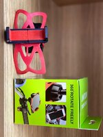 Used mobile holder for bike and cycle 1pcs in Dubai, UAE