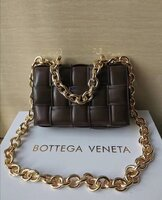 Used Bottega Veneta The Chain Cassette in Dubai, UAE