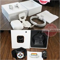 Used Big Sale Buy Airpods Pro+series 5 watch in Dubai, UAE