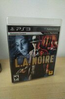 Used LA Noire ( ps3 ) in Dubai, UAE