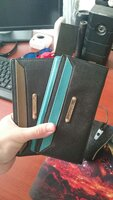 Used Two wallet giveway price in Dubai, UAE