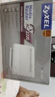 Used New:Zyxel Media Router  AC2200 NBG6185 in Dubai, UAE