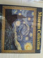 Used world famous paintings Van Gogh starry in Dubai, UAE