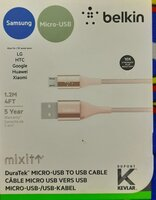Used New:Belkin mixit duratek micro-USB Cable in Dubai, UAE