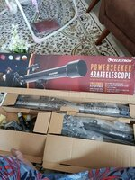 Used Celestron 40AZ Telescope Brand New in Dubai, UAE