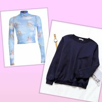 Used Buy Pullover and get free body fit blous in Dubai, UAE