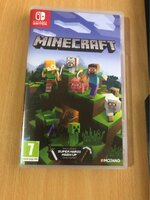 Used Minecraft for nintendo switch in Dubai, UAE