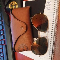 Used Original Rayban aviator in Dubai, UAE