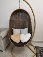 Used Bamboo swing chair for sale in Dubai, UAE