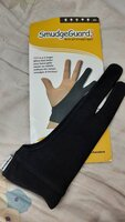 Used SmudgeGuard2: 2 finger glove: Hand guard in Dubai, UAE