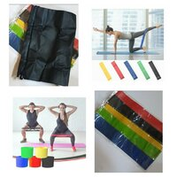 Used Resistance Band with bag in Dubai, UAE