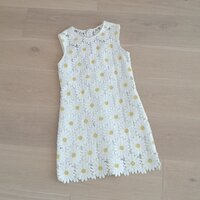 Used Embroidered daisies dress Size XS in Dubai, UAE