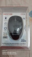 Used New:Promate clix4 1600dpi wireless mouse in Dubai, UAE