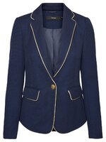 Used Vero Moda Classic Navy Blue Blazer in Dubai, UAE