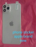 Used Phone cover one second new iphone in Dubai, UAE