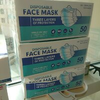 Used DISPOSABLE MASKS 150PCS PSP1 in Dubai, UAE
