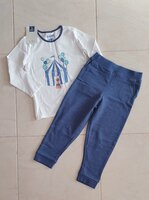 Used 2 pcs set for boy size 2-4 yrs in Dubai, UAE