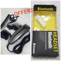 Used JINGHAO HAIR CUT FREE BLUETOOTH HEADSE in Dubai, UAE