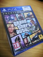 Used Grand Theft Auto V - GTA 5 - PS4 in Dubai, UAE