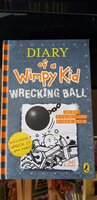 Used Diary of a Wimpy Kid - Wrecking Ball in Dubai, UAE