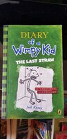 Used Diary Of a Wimpy Kid- The Last straw in Dubai, UAE