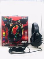 Used Gaming Headset with light in Dubai, UAE