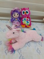 Used Unicorn.doll soft toys in Dubai, UAE
