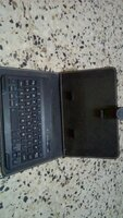 Used Tablet keyboard with its cover in Dubai, UAE