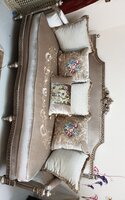 Used Vintage 3 seater sofa from Home Centre in Dubai, UAE