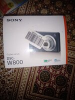 Used Sony camera with full box in Dubai, UAE