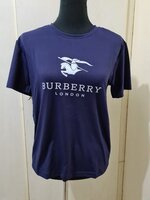Used New Burberry of London tshirt size M in Dubai, UAE