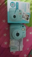 Used Instax Mini 9 New!! For 200! in Dubai, UAE
