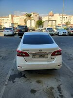 Used Nissan centra  2014 model full automatic in Dubai, UAE