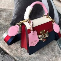 Used Gucci bag with a butterfly in Dubai, UAE