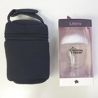 Used Tommee tippee feeding set brand new in Dubai, UAE