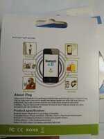 Used GPS BLUETOOTH TRACKER TAG in Dubai, UAE