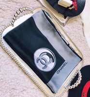 Used Chanel scarf - black, gray in Dubai, UAE