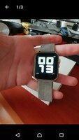 Used APPLE WATCH CLONE T SERIES ELE1 in Dubai, UAE