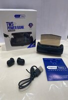 Used EARBUDS TWS powerbank haino teko in Dubai, UAE
