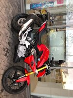 Used Bmw bike available 2017 in Dubai, UAE