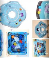 Used Baby floating ring & water playmat in Dubai, UAE