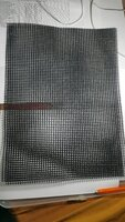 Used Reflon non~stick grill mat black in Dubai, UAE