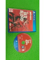 Used Wolfenstein The Old Blood game for ps4 in Dubai, UAE