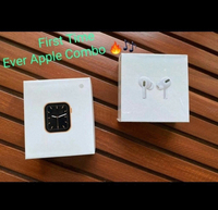Used SMARTWATCH W26+ AIRPODS PRO COMBO☑️☑️ in Dubai, UAE