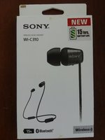 Used Sony W i-C310 . Bluetooth earphones. in Dubai, UAE