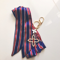 Used New Twilly Scarf and chain bag  in Dubai, UAE