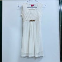 Used White Party Gown Stylish in Dubai, UAE